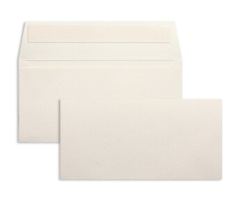 Buste da lettera colorate - Crema ~110 x 220 mm (DL) |...