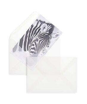 formato DIN C6-114 x 162 mm FarbenFroh per biglietti di auguri e inviti serie FarbenFroh con incollaggio a umido senza finestra 100 buste per lettere