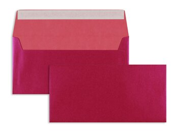 Buste da lettera colorate - Rosa (Beauty Pink)~110 x 220...