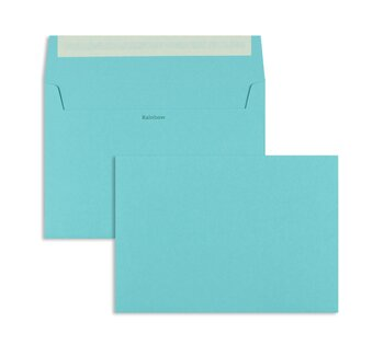 Buste da lettera colorate - Blu ~162 x 229 mm C5 | 120...